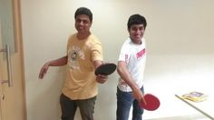 SynapseIndia organizes annual Table tennis championship for the employees in which employees take active participation's. The winners get cool hampers and prizes for their win.