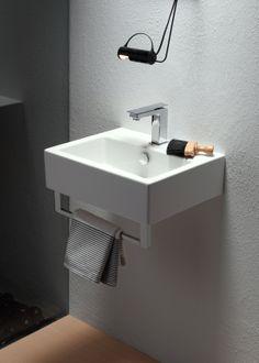 Kube wash basin 50x47 cm