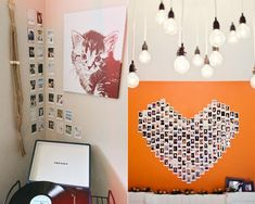 17 ideias para usar fotografia na decoração   Lomogracinha