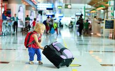 Are you travelling with your toddler by air and worried about handling them? Here& an article on air travel with toddler which gives you 10 useful tips for making your journey stress free. Airline Travel, Air Travel, Travel Tips, Cruise Travel, Toddler Travel, Travel With Kids, Family Travel, Toddler Fun, Traveling With Baby