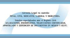 PERITO TRADUCTOR, APOSTILLADO Y EXPEDICIÓN DE ACTAS AMERICANAS Y MEXICANAS  #PERITO, #TRADUCTOR, #, #APOSTILLADO, #Y, #EXPEDICIÓN, #DE, #ACTAS, #AMERICANAS, #MEXICANAS