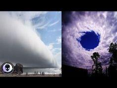 "OMINOUS ""Cloud"" Speeds Over Stunned Onlookers 8/7/17 - YouTube"