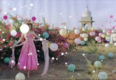 colourfulsuicides:  bohemianlikeyou  I love Tim Walker so much, and this Vogue shoot is one of my favourites :)