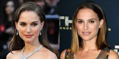 What 20 Celebrities Look Like With a Center Part  - ELLE.com