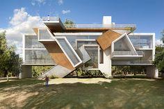 Doğa Ve Mimarlık Etkileşimi | XXI