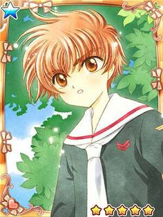 Card from the Cardcaptor Sakura mobile game