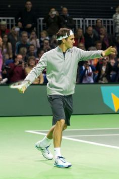 Roger Federer #tennis #tenis #ATP @JugamosTenis