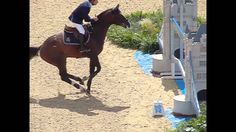 Show-Jumping In Slow-Motion