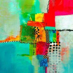 pinturas abstractas modernas lindos