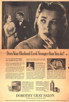 """""""Does your husband look younger than you?"""" Sexism In 30 Vintage Ads"""