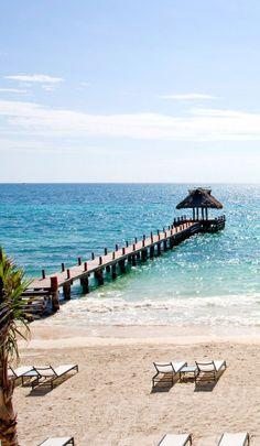 Cool off in #Cancun.