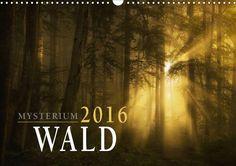 Mysterium Wald - CALVENDO Kalender von Norbert Maier #wald #kalender #forest #2016