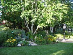 Backyard bed