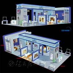 Rent Exhibition Booth for Trade Show - China Exhibition Booth Design on Lease, Modular Exhibition Booth Rental | Made-in-China.com Mobile