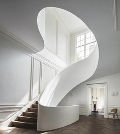 Quite an impressive staircase
