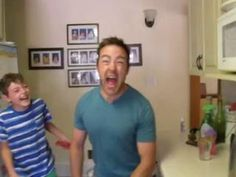 Dad Lip Syncs His Daughter's Temper Tantrum - Mommy Has A Potty Mouth