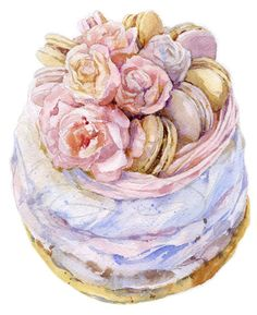 Cakes on Behance