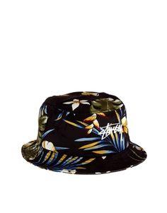 a6b11c767b0 Stussy Paradise Bucket Hat at asos.com
