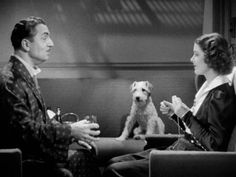 After the Thin Man (1936)  #thethinman #williampowell #myrnaloy #asta