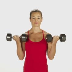 Get Sexy Shoulders and Toned Triceps  With Our Tank-Top Workout