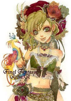 Relm arrowny by Sakizo