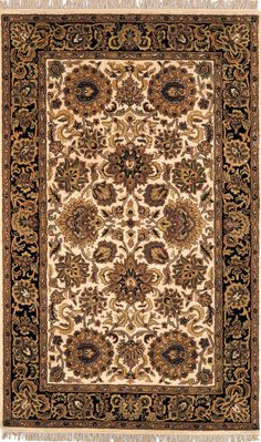 CL254B Rug from Classic collection.  In creating the Classic Collection, careful attention to each critical element of design, material, color, and workmanship was painstakingly undertaken to