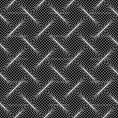 Jim Drain: moire pattern