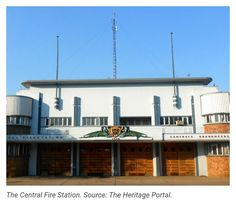 Central Fire Station, Springs , Gauteng