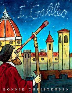 I, Galileo by Bonne Christensen = reviewed by Gina Ruiz