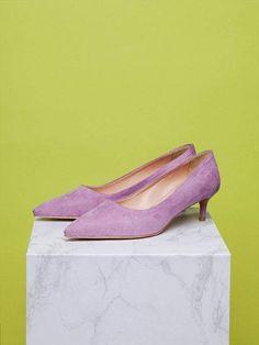 69a0a6c49b2 73 Best Lavender + Lilac Heels. images