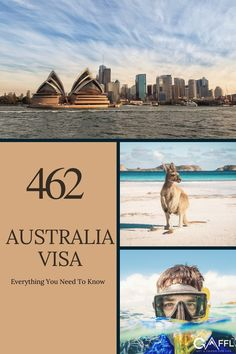 The 462 visa in Australia is a subclass of the working holiday visa. This particular subclass is also known as the work and holiday visa. The work and holiday visa is a residence permit that lets you be employed in Australia as a way of funding your travels.This is the best visa for anyonebackpacking in Australiabecause you're eligibleto stay in the country for 12 months from the date your working holiday visa is granted. You will be able to leave and re-enter the country as many times as yo