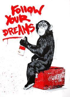 Dream, believe and make it happen