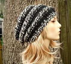 Hand Knit Hat Womens Hat  The Original Beehive Beret by pixiebell, $50.00