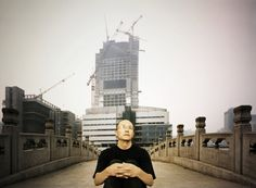 Retratos con perspectiva Wuxi, Chinese American, Shanghai, New York Skyline, Mosaic, China, Travel, Portraits, Culture