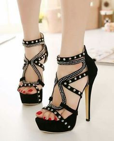 6299a5efc7cd 70 Best girls high heel shoes images in 2019