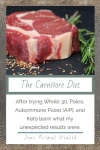 For me it was never about weight. My food journey has been solely focused on feeling better. After Whole 30, Paleo, AIP, and Keto I found myself a carnivore. The more meat I eat the more vegetables I fear. It's interesting because it goes against what we've been told for decades. #carnivore #carnivorediet #yes2meat #rheumatoid #jensprimalhealth Free Keto Recipes, Fodmap Recipes, Ketogenic Recipes, Real Food Recipes, Diet Recipes, Diet Tips, Rheumatoid Arthritis Diet, Autoimmune Paleo, Healthy Aging