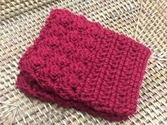 Crochet Boot Cuffs by OnceUponAHookandYarn on Etsy
