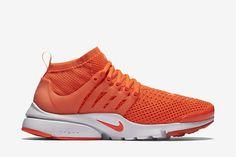 "Nike Air Presto Ultra Flyknit ""Total Crimson"" - EU Kicks: Sneaker Magazine"