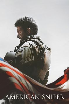 American Sniper - movie poster Can't wait to go see this next week! I wish I could tell him thank you...