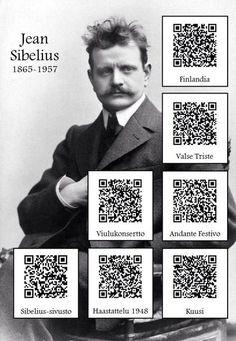 Sibelius and links. Teaching Music, Teaching Tips, Primary Music, Music Composers, Elementary Music, Music Classroom, Music Theory, My Teacher, Teacher Stuff