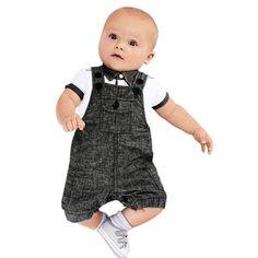 Summer Unisex Boys Girls Pocket Overalls Jumpsuits Children Kids Bib Harem Pants Baby Clothing Short T-shirt+overallsH3