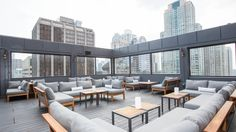 Hotel in Chicago, Illinois: Our private rooftop event space is the perfect wedding venue location in downtown Chicago for your ceremony, reception, rehearsal dinner ...