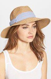 Hinge 'Braid' Panama Hat