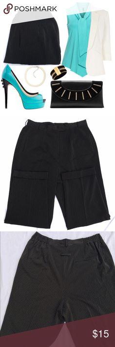 C a black dress pant