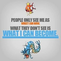 ALRIGHT yeah... so it's pokemon... but it's motivating too!