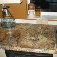 Formica FX U2013 The New Granite? Kitchen Remodeling With Laminate Kitchen  Countertops U0026 Refinished Kitchen Cabinets Cheap