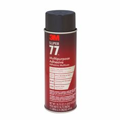 50 Must-Have Architect Tools - Super 77 Spray Glue The best glue for attaching paper or card for presentation boards or mod - Libra, Metal Glue, Spray Glue, Life Guide, Life Tips, Arts And Crafts Supplies, Paint Supplies, Diy Car, Sprays