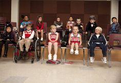 Loved the mini glee club