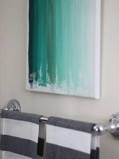 Dress Your Walls — 30 Artwork DIYs under $30 ~ Krrb Blog