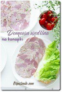 Homemade ham for sandwiches Homemade Ham, Cantaloupe, Sandwiches, Fruit, Vegetables, Ethnic Recipes, Food, Essen, Vegetable Recipes